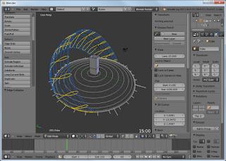 ODS StudioでSun Pathを描いてみる