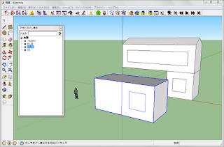 TRNSYSのBuiファイルから形状を復元してみる(つづき、その2)