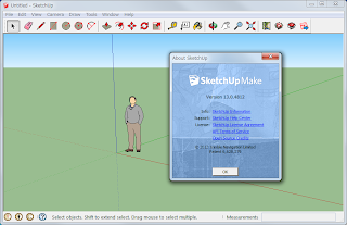 SketchUp2013がリリースされてます。