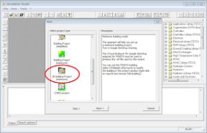 TRNSYS3Dを使ってみる、その6(TRNSYSへインポート)