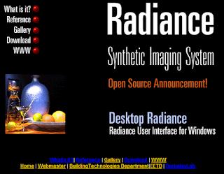 Radianceを探し求めて(2)