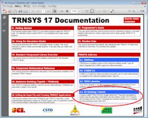 TRNSYS3Dを使ってみる、その1(準備編)
