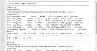 TRNSYSのBuiファイル(*.b17)を見やすくる